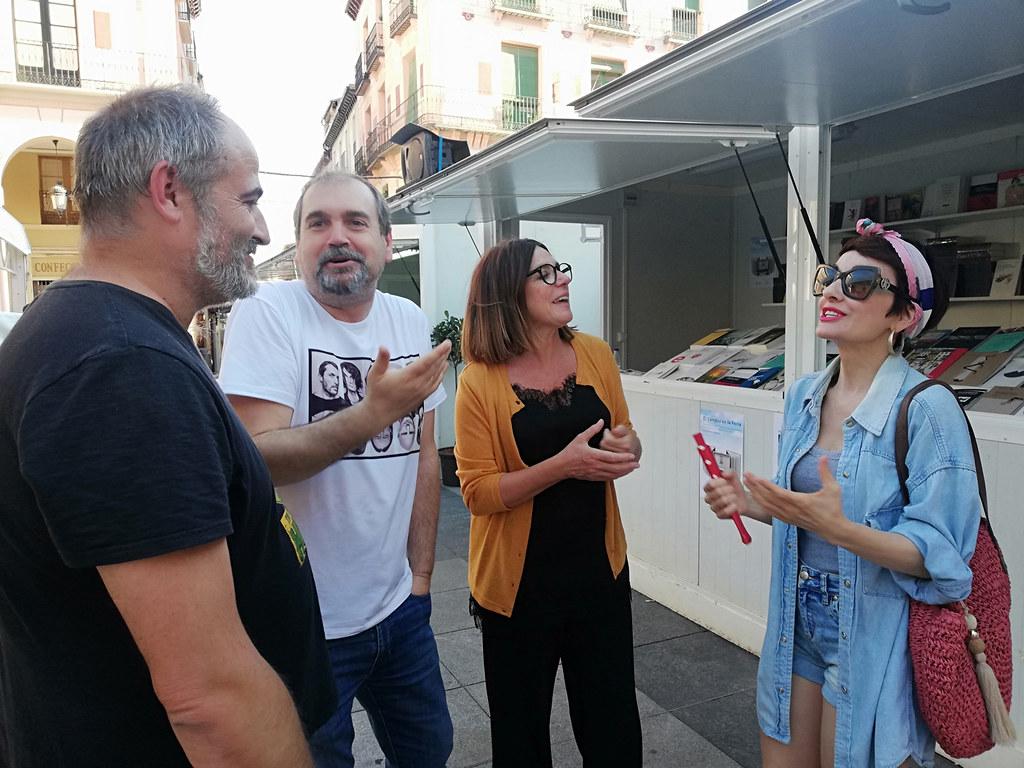 Pin En Feria Del Libro De Huesca 2019
