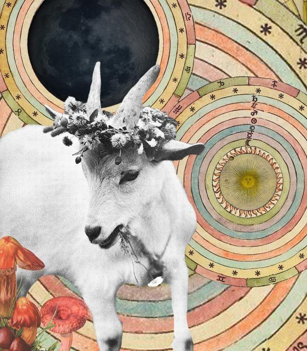 NEW MOON in Capricorn and SOLSTICE December 21st 2014~