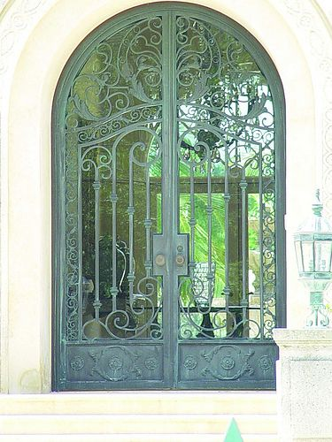 Wrought Iron Doors With Images Iron Doors Wrought Iron Doors