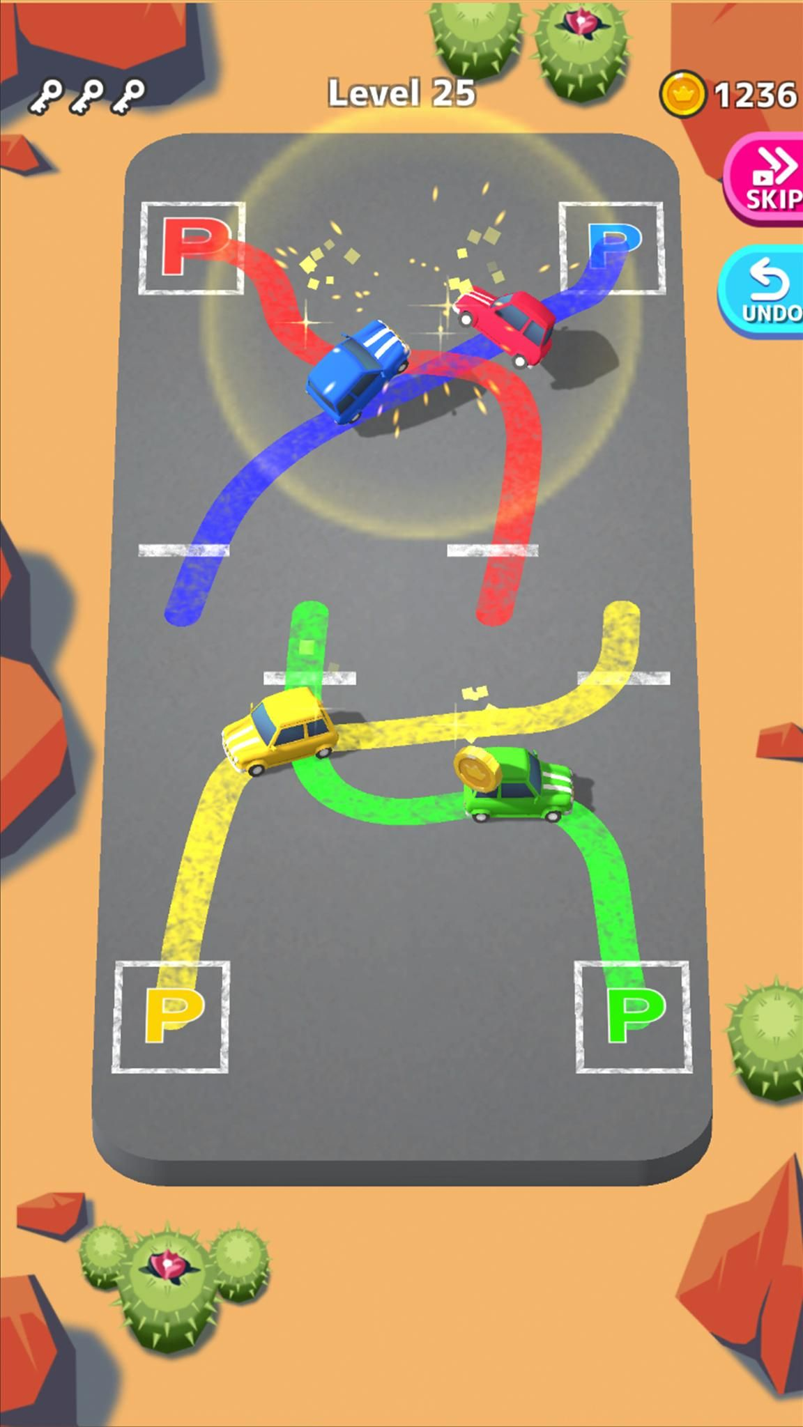 Download Park Master Mod Apk For Android Techbigs In 2020 Game App Mod Master