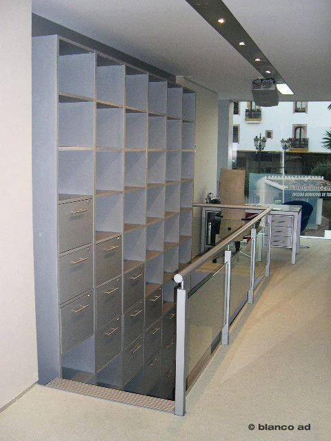 Office, Puerto Banus, Spain, 2005