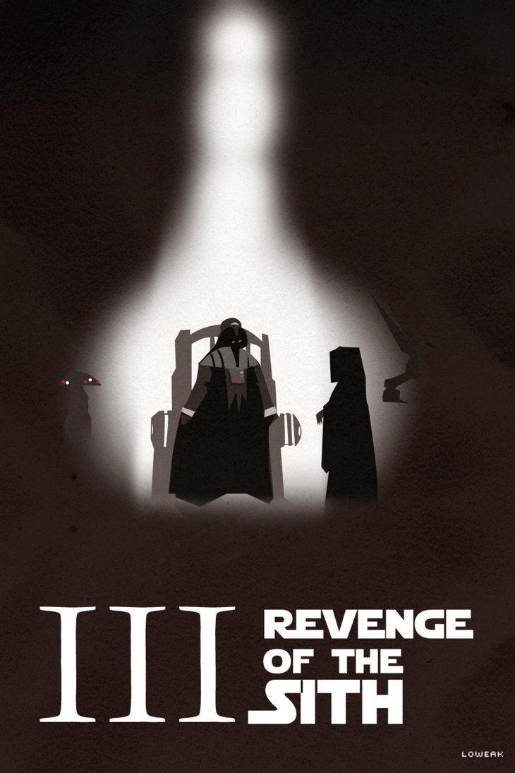 Revenge of the Sith.