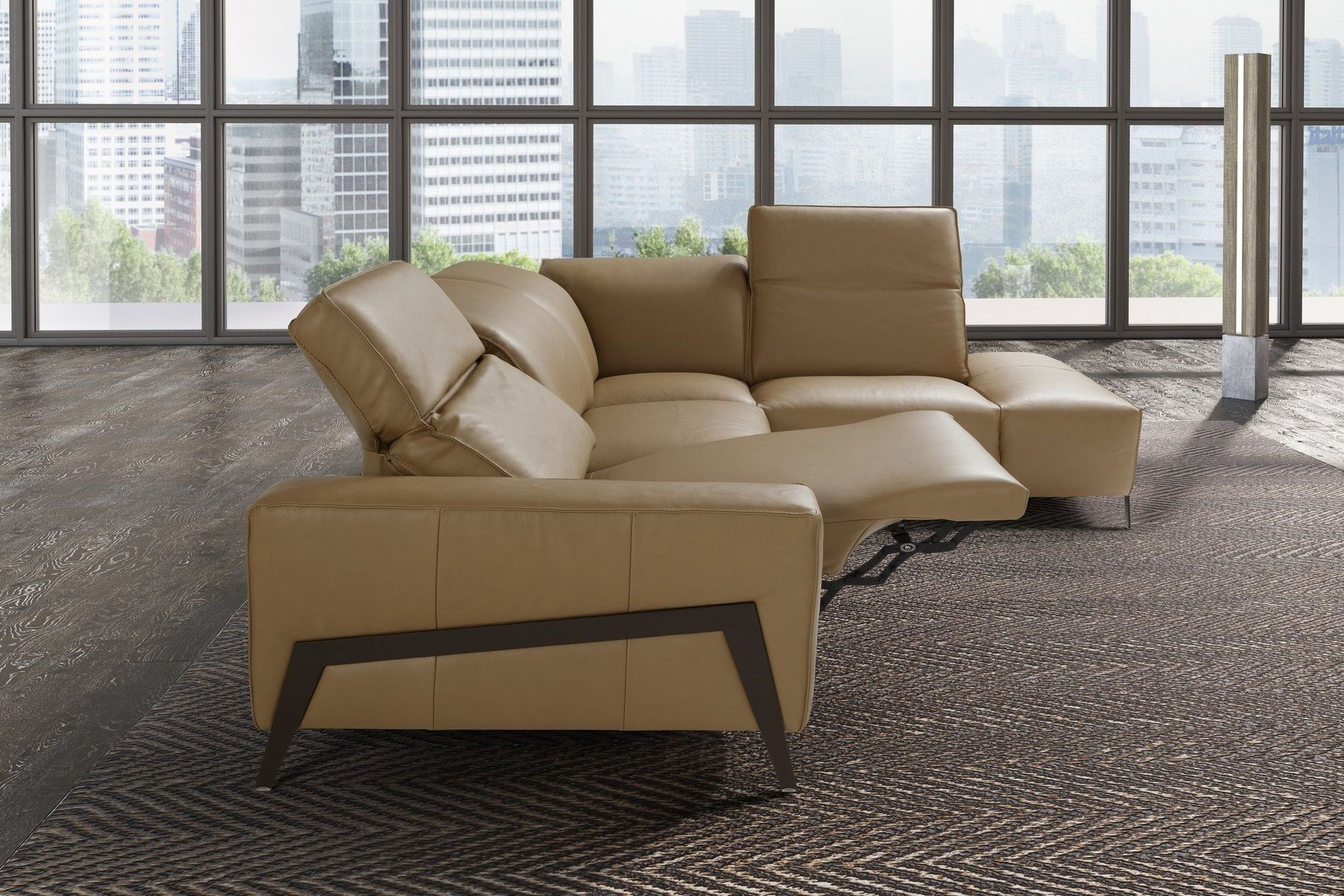Ocean Rf Miele Sectional Sofa In 2020 Sectional Sofa Sofa Leather Sectional