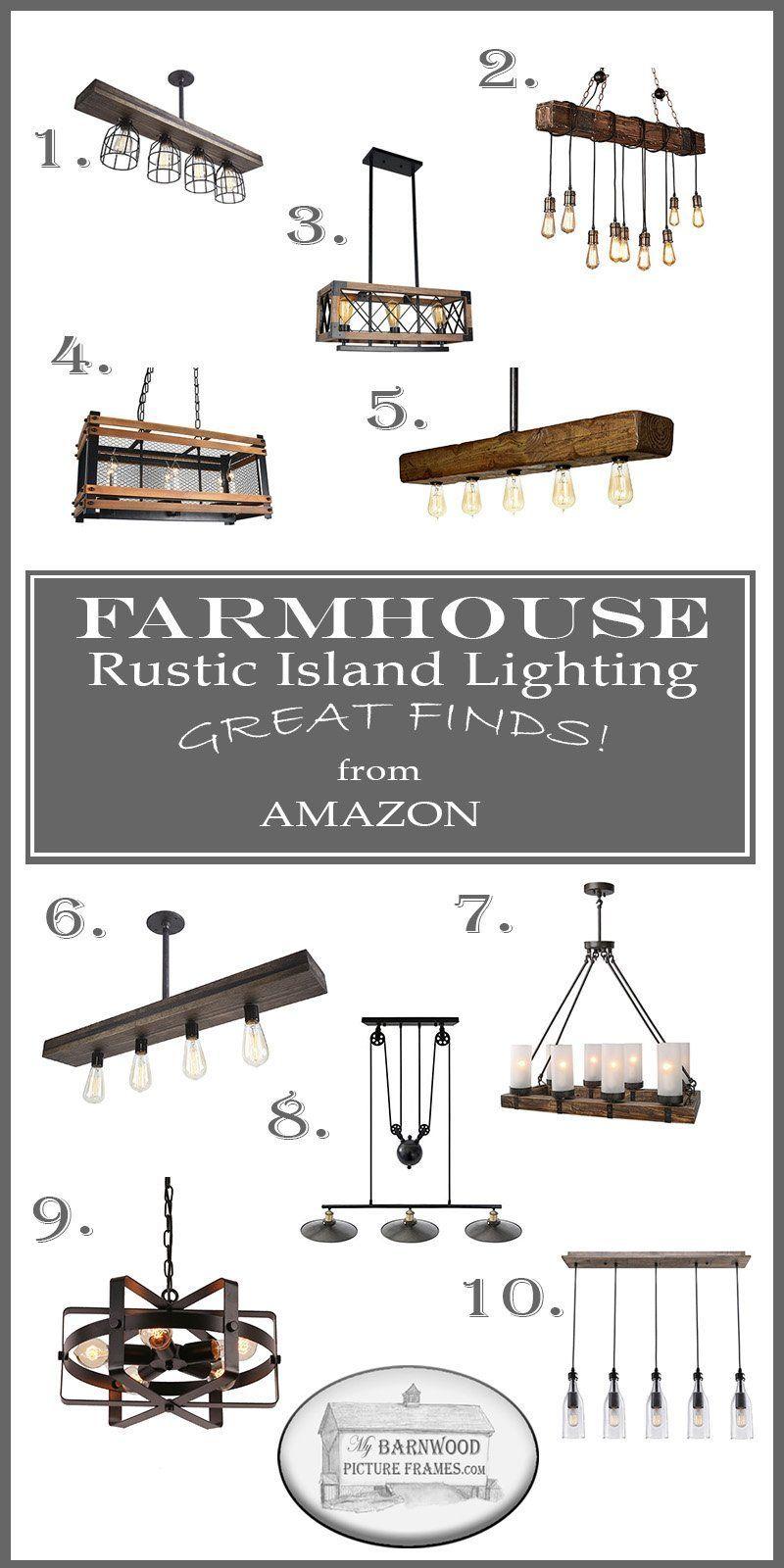 Photo of Farmhouse, Rustic Kitchen Island Lighting Ideas – Kitchen Lighting