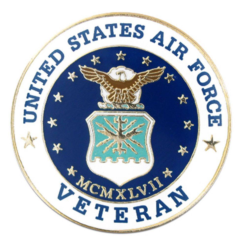 7.77 Pinmart's U.S. Air Force Usaf Veteran Military