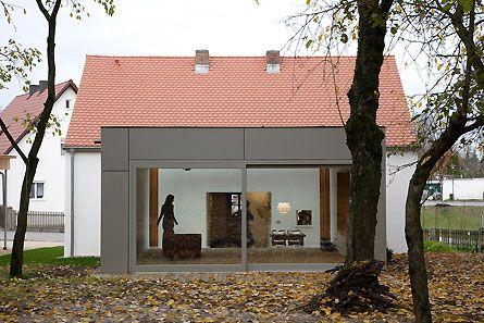 fabi architekten bda regensburg haus beer fuchs hausfarbe pinterest fassaden kleines. Black Bedroom Furniture Sets. Home Design Ideas