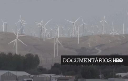 HAPPENING: A REVOLUÇÃO DA ENERGIA LIMPA Happening: A Clean Energy  Revolution O Futuro está aqui e é renovável O cineasta Jamie Redford via...  | Hbo, Weather