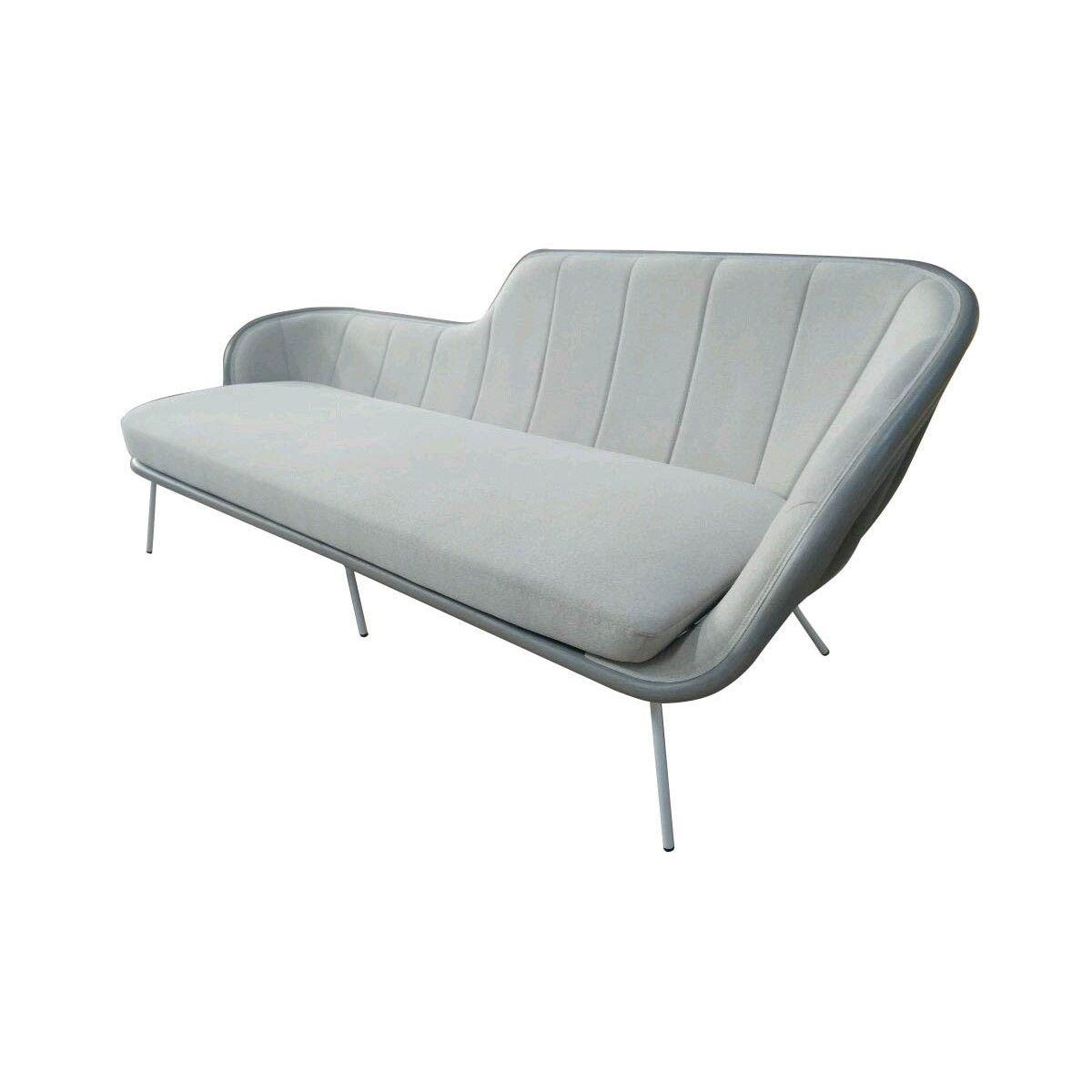 1195 Bend Sofa - Grey Fabric - Seating - Selamat
