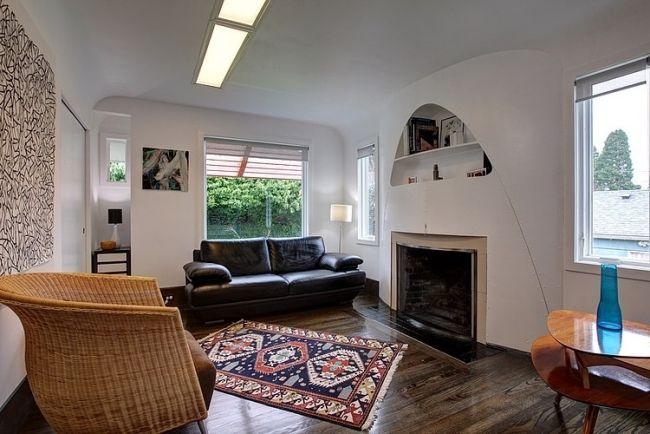 Modernes Wohnzimmer gestalten \u2013 81 Wohnideen, Bilder, Deko und Möbel