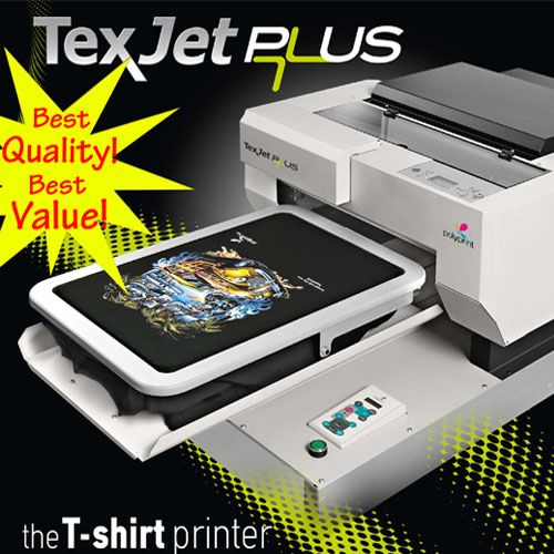DTG Printer in Dubai | T shirts | Digital printing machine, Prints