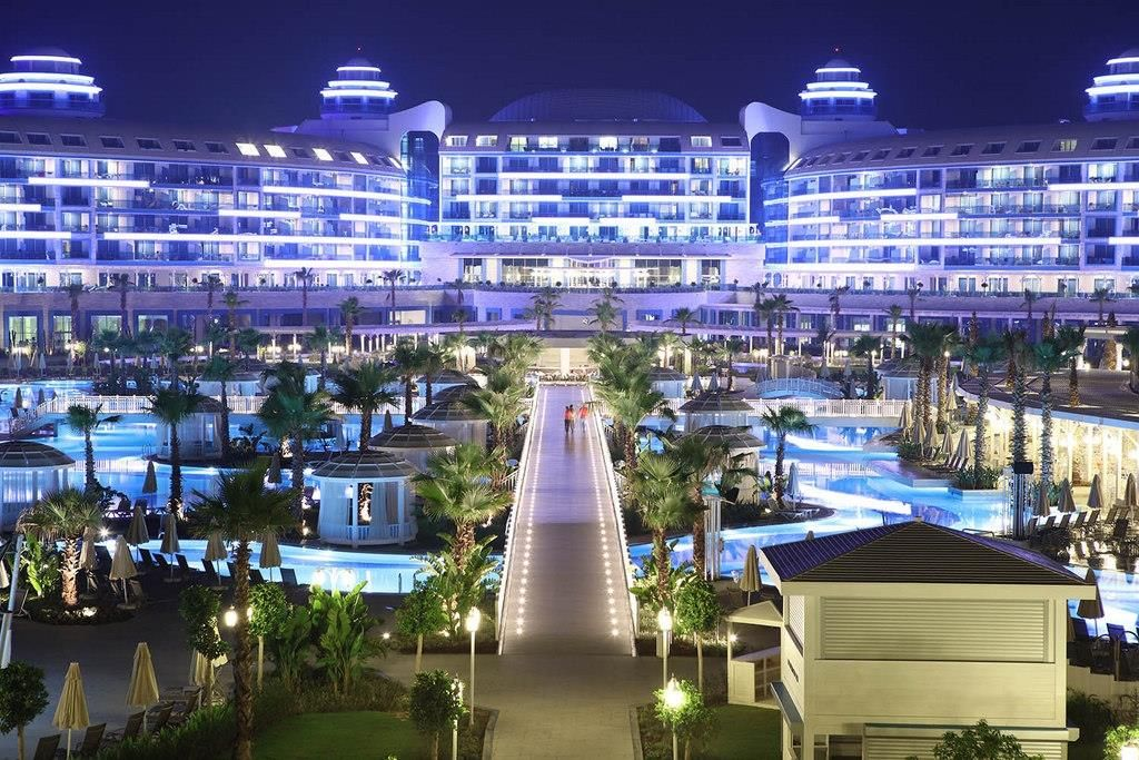 Sueno Hotels Deluxe Belek Jolly Tur Tatiller Turkiye