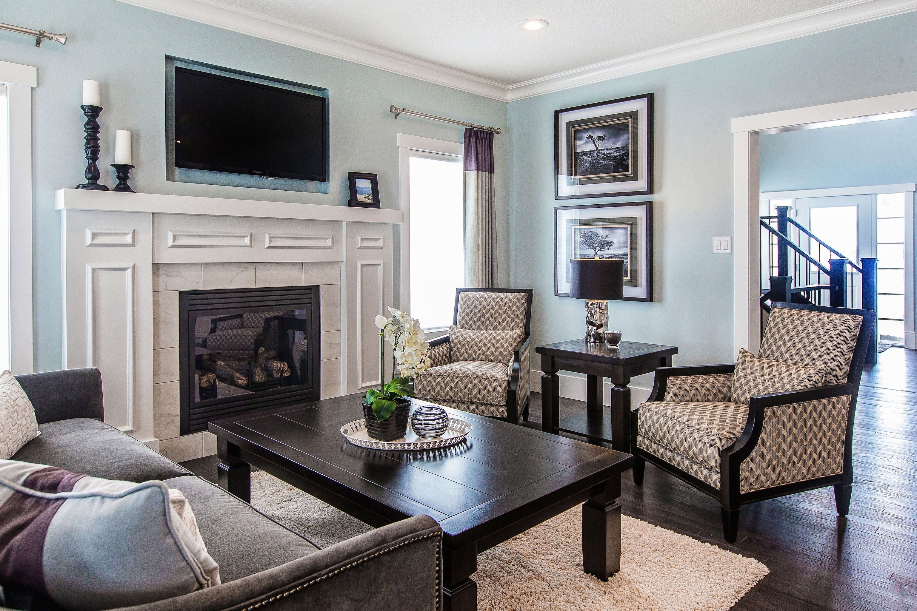 Marcson Homes - Kimberley - Living Room | Showhomes - Marcson ...