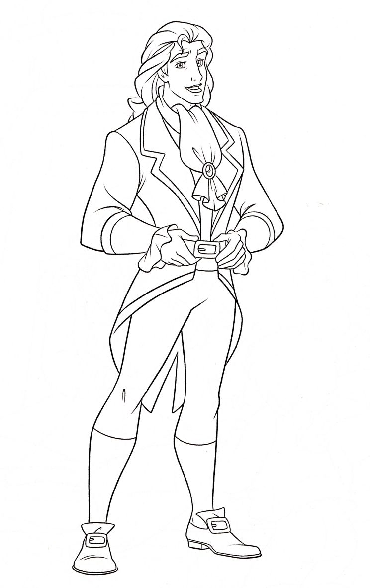 Disney S Beauty And The Beast Colouring Sheets Disney Coloring Pages Princess Coloring Pages Disney Princess Colors