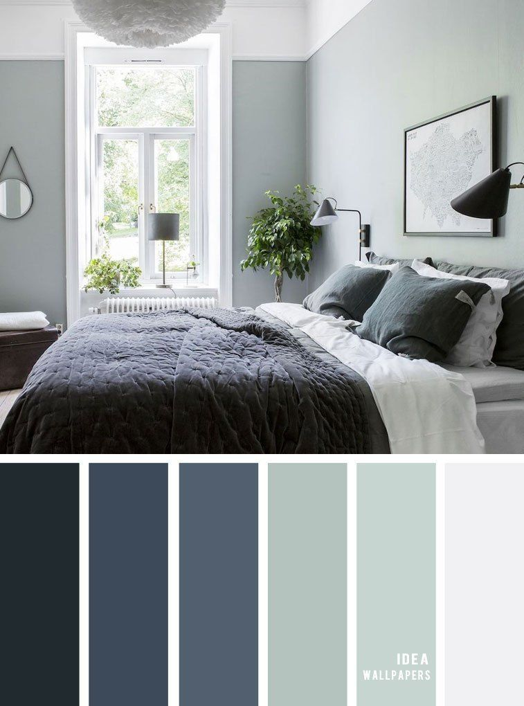Pin By Cindy Kelsey On Home Decore In 2020 Dark Blue Bedrooms Master Bedroom Color Schemes Blue Master Bedroom