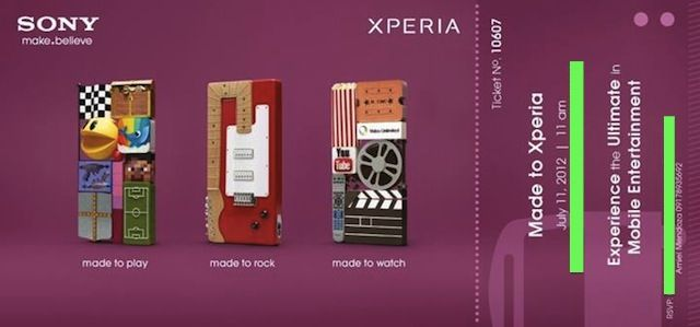 Sony Xperia ion, Sony Xperia neo L launching in the Philippines this July
