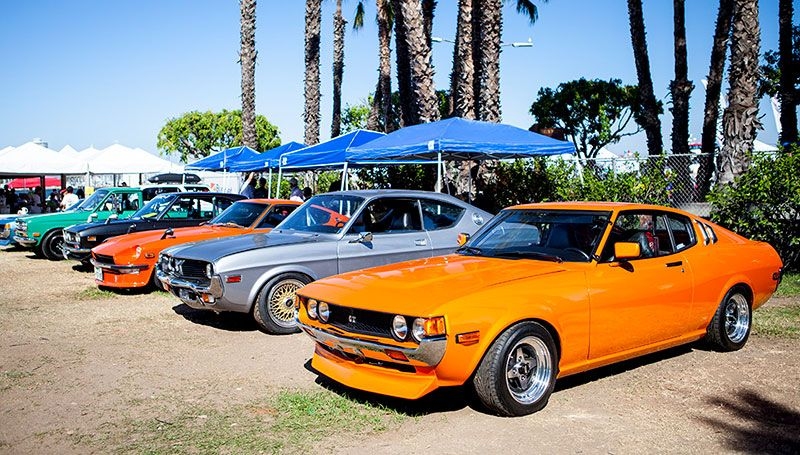 The Japanese Classic Car Show Redefines Meaning Of Classic