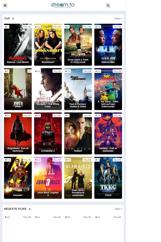 Kino Stream Ipad