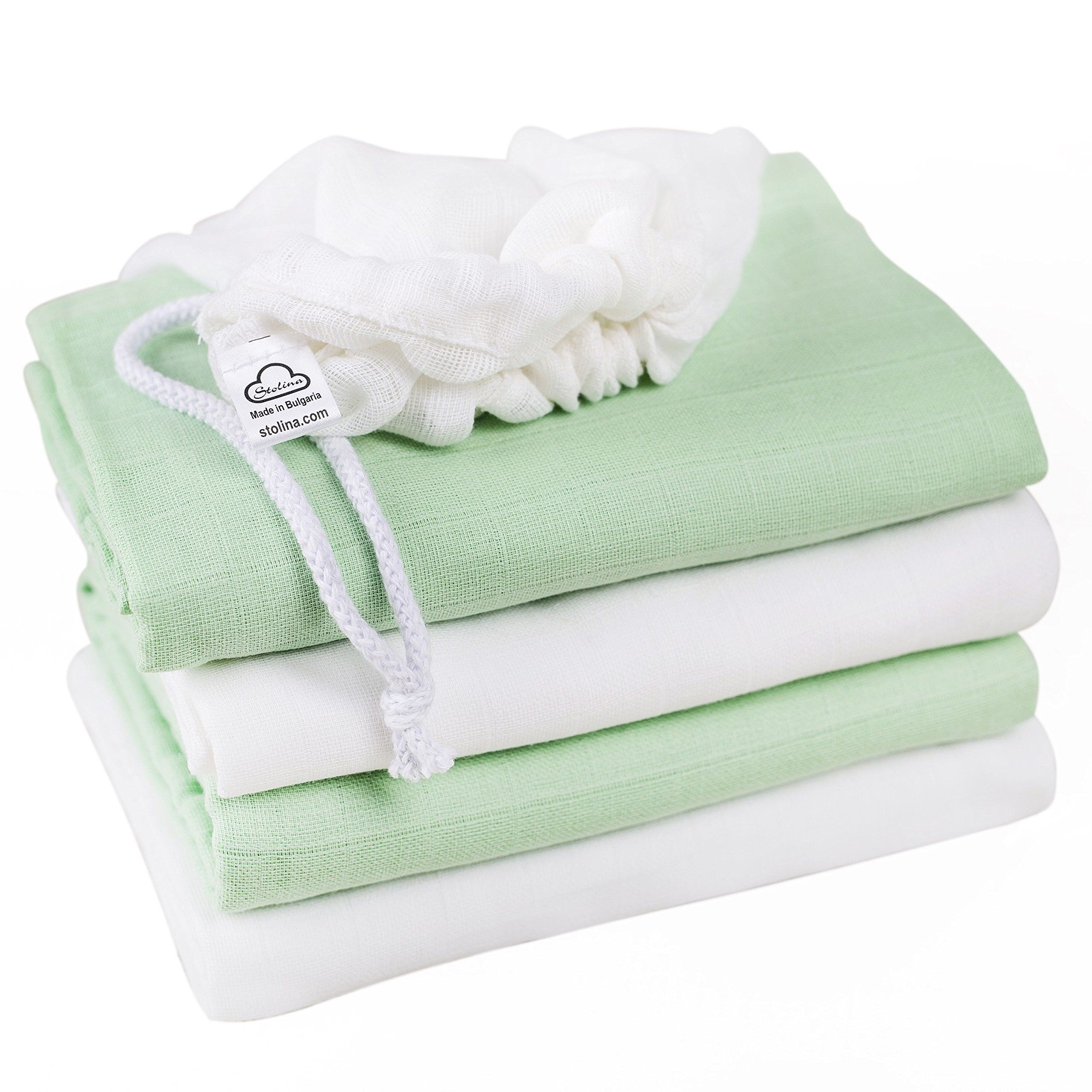 Swaddling And Receiving Blankets Captivating Soft Muslin Swaddle Blankets  High Quality 100% Cotton Fabric For Inspiration