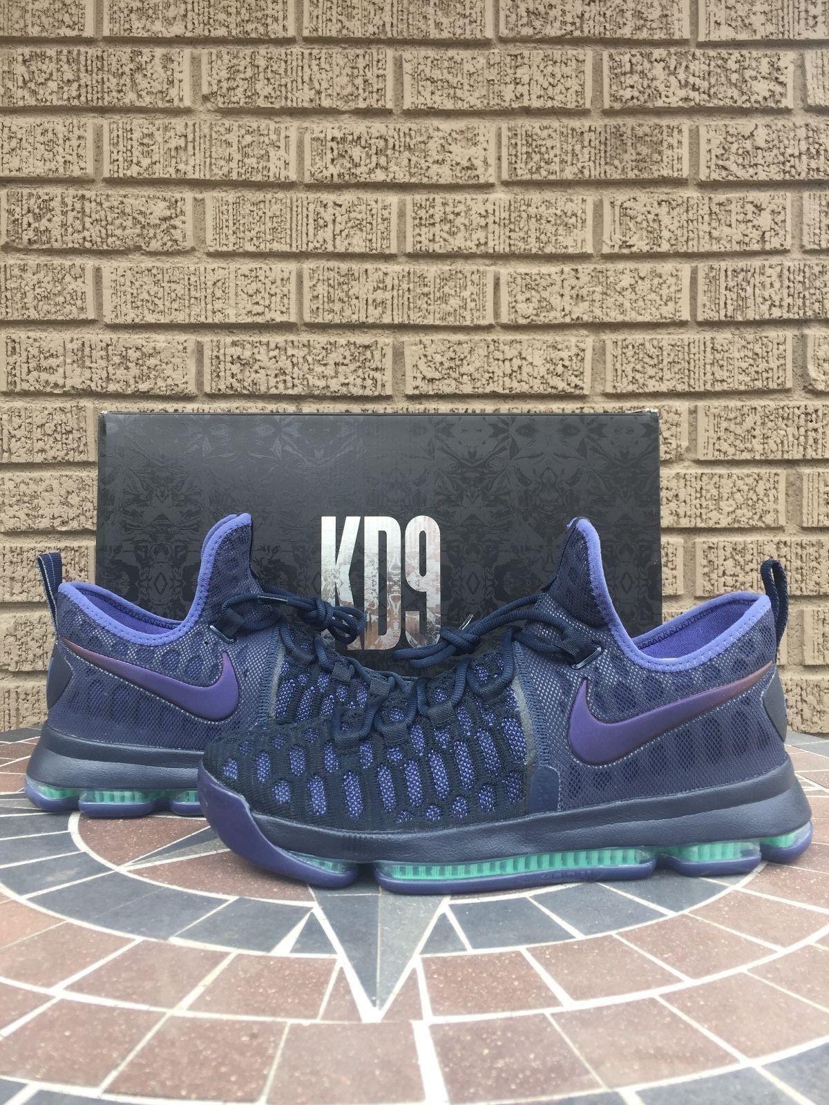 Cheap Hot Sale Nike KD 7 Pony Hair Black Sail