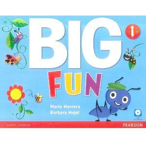Big fun 1 student book books pinterest student students and fun big fun 1 student book fandeluxe Document