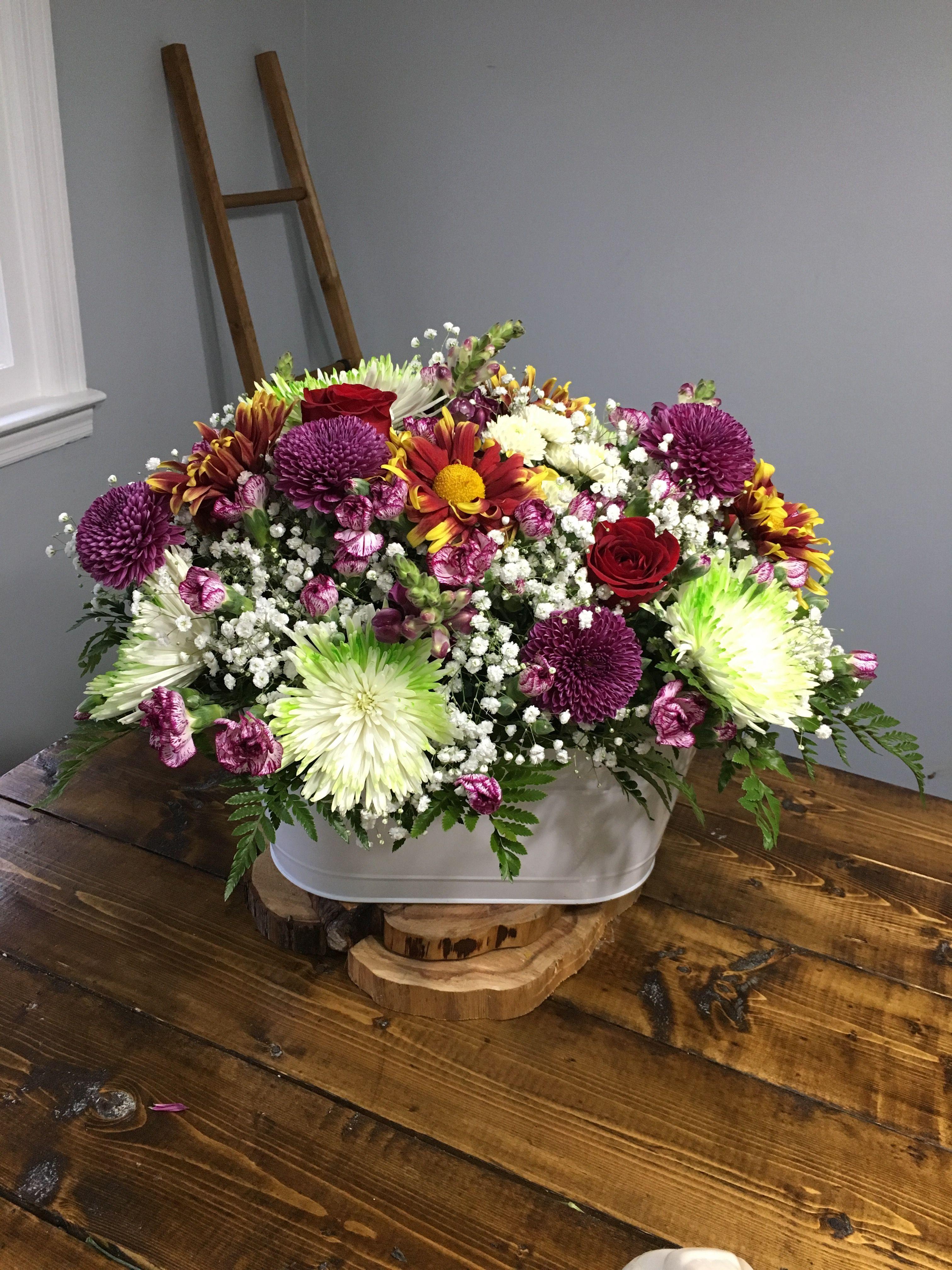 Arreglos florales por Devora Tenorio en Arreglos florales
