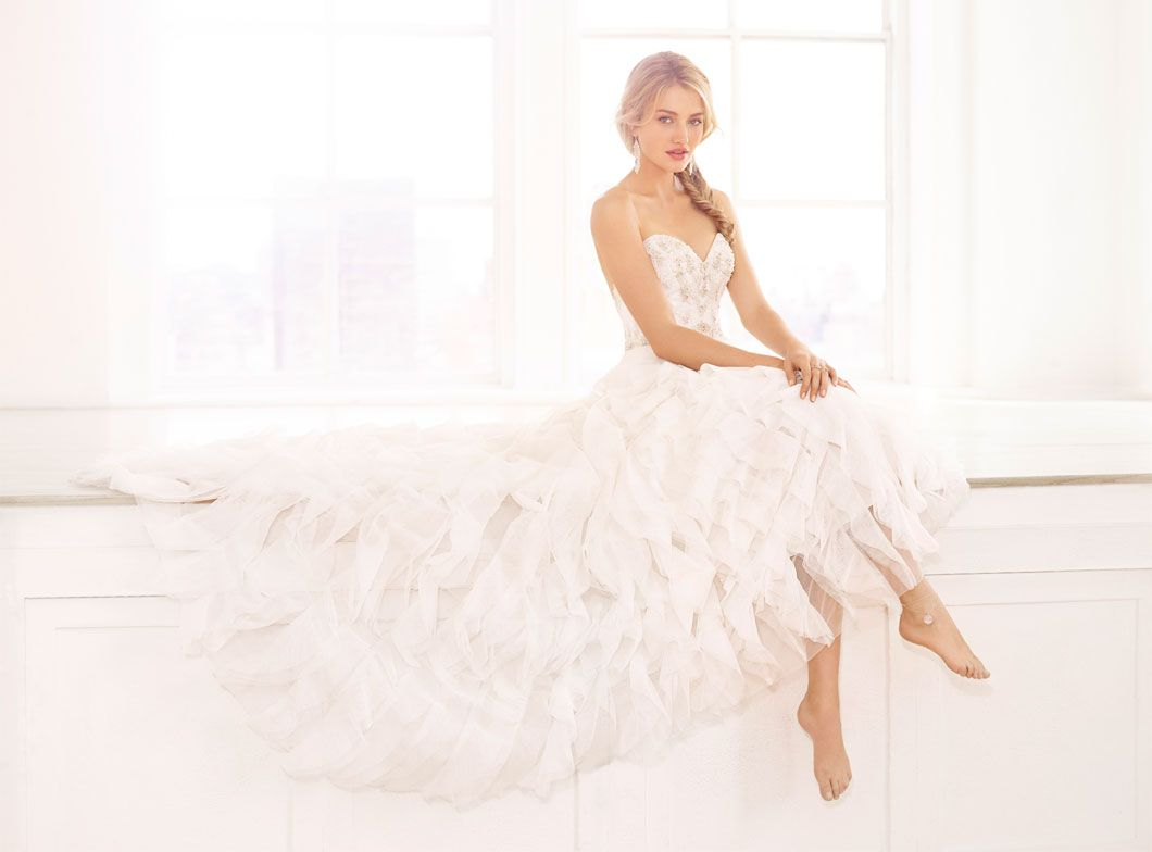 Ti adora bridal gowns wedding dresses style by jlm couture