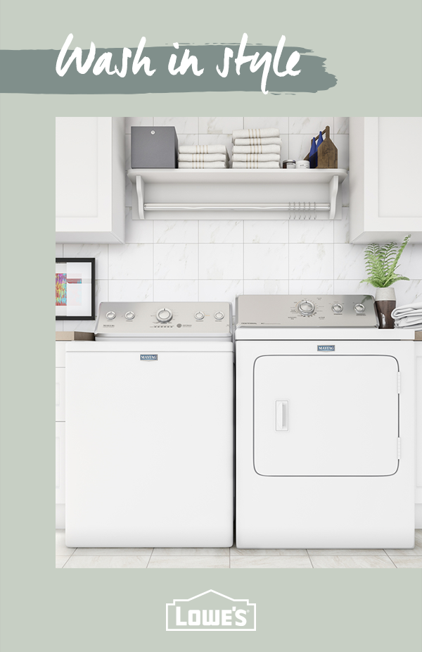 Your clothes deserve the best. Create a laundry room you actually ...