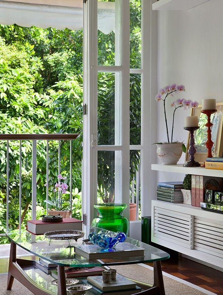 Paula Libanio Arquitetura - Apartamento Alto Leblon