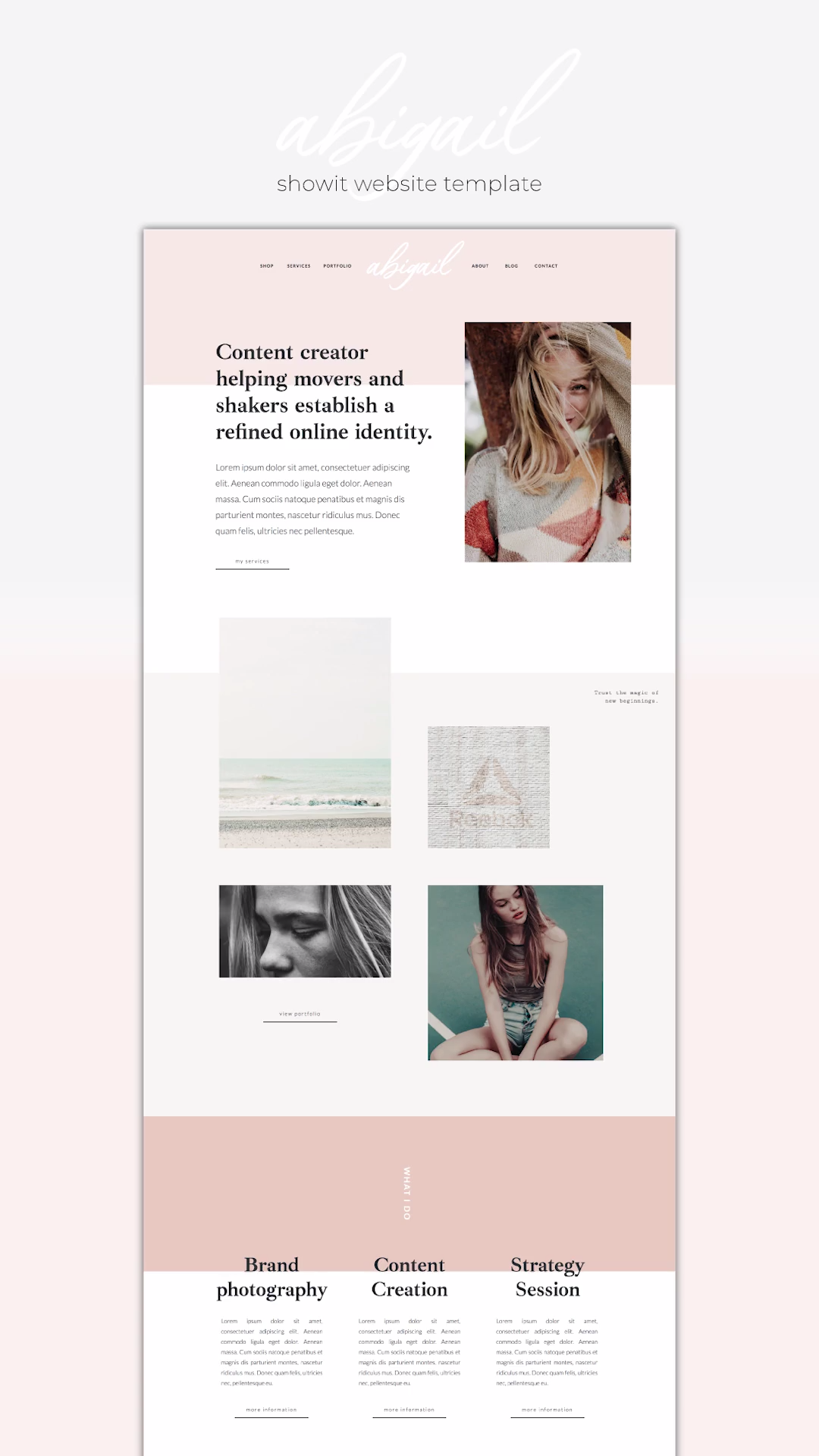 25 Best website design inspiration wordpress templates for June 2020