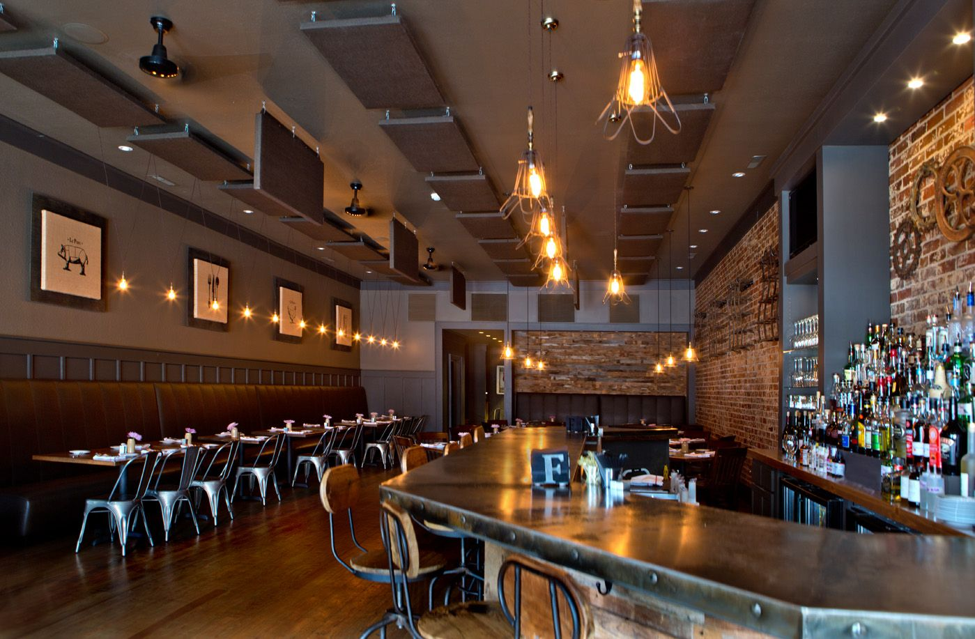 Fortify Kitchen & Bar is a farmtotable restaurant owned