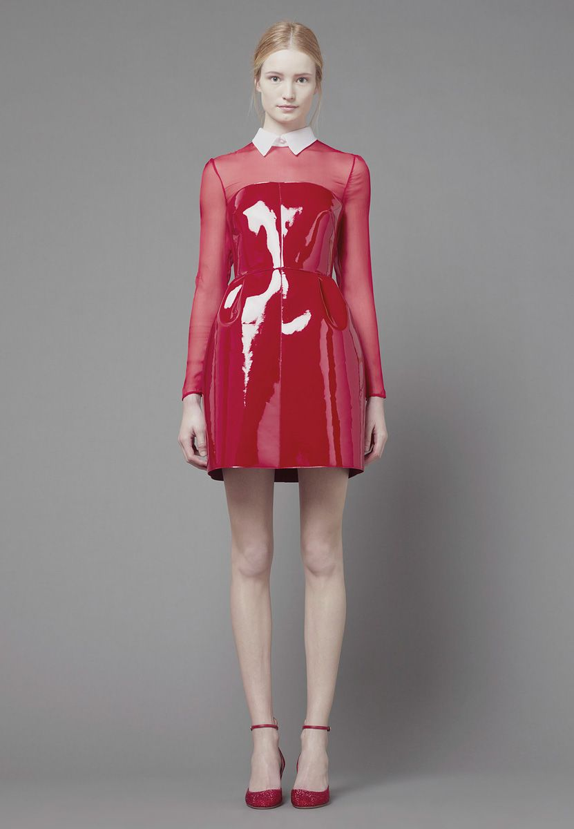 Valentino Pre-Fall 2013 - Review - Fashion Week - Runway, Fashion Shows and Collections - Vogue - Vogue