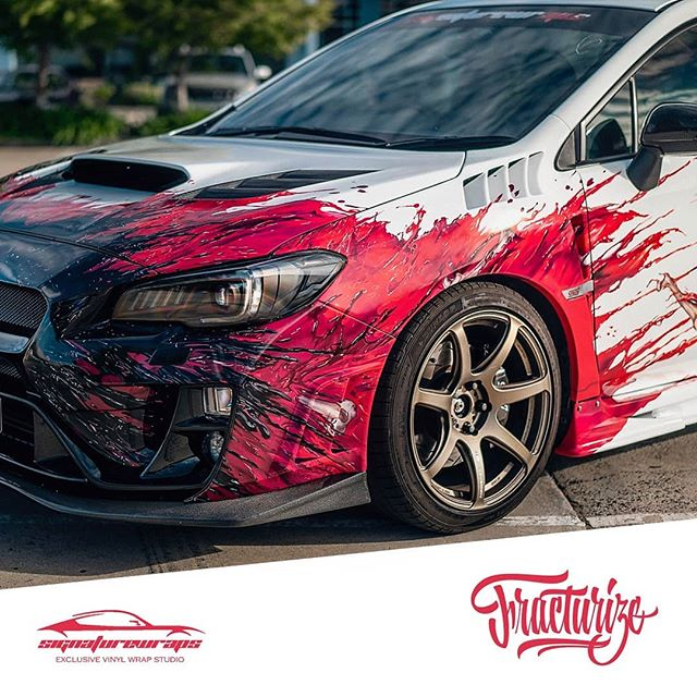 Pin On Fracturize Car Wraps