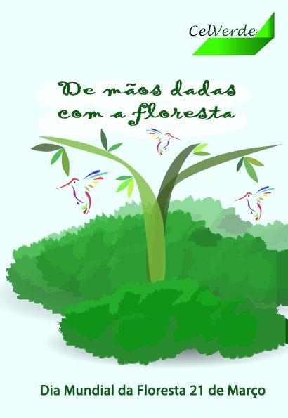Celebração do dia Mundial da Floresta