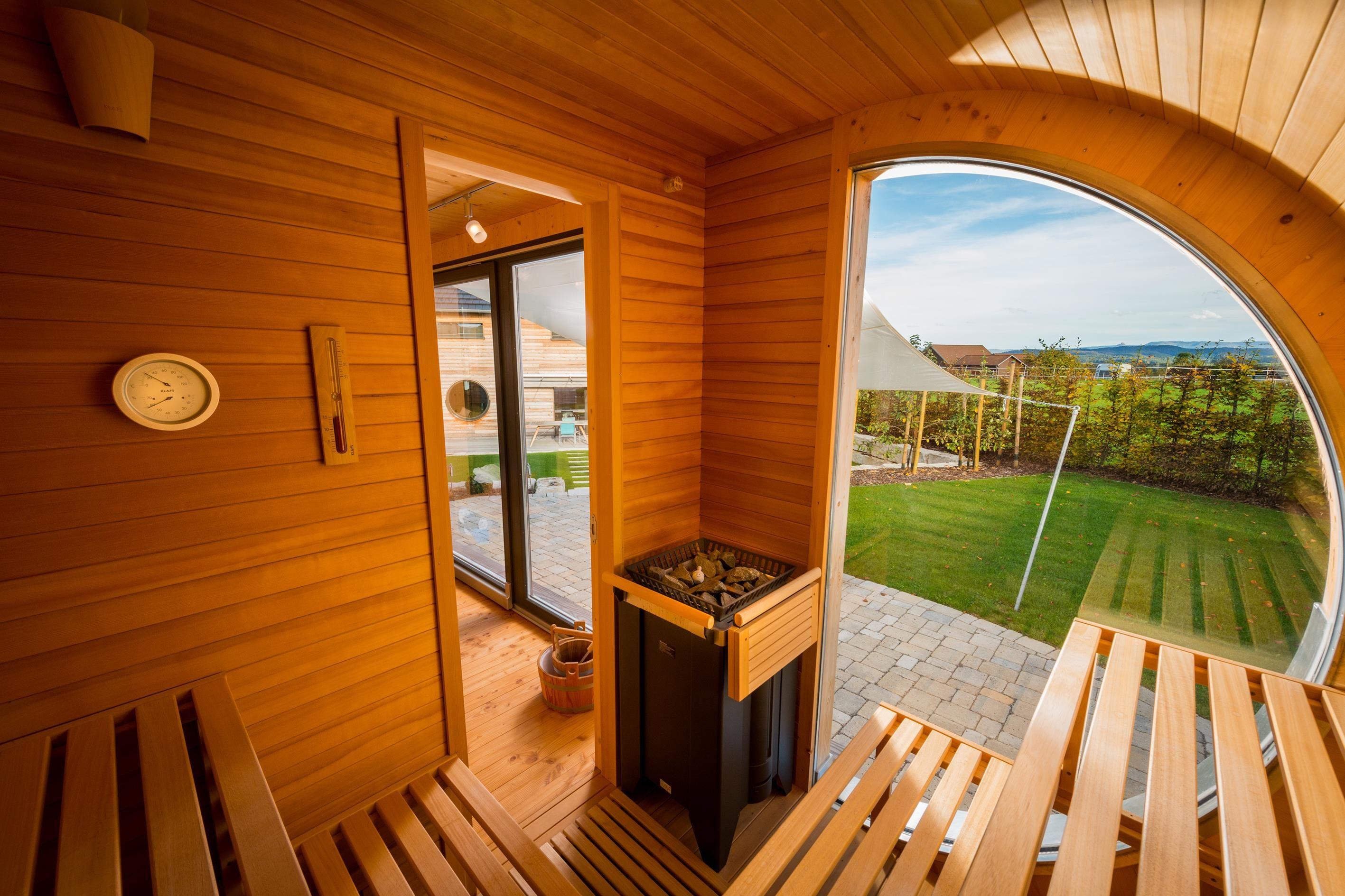 Gartenlounge Werner Ettwein GmbH Garten lounge, Haus