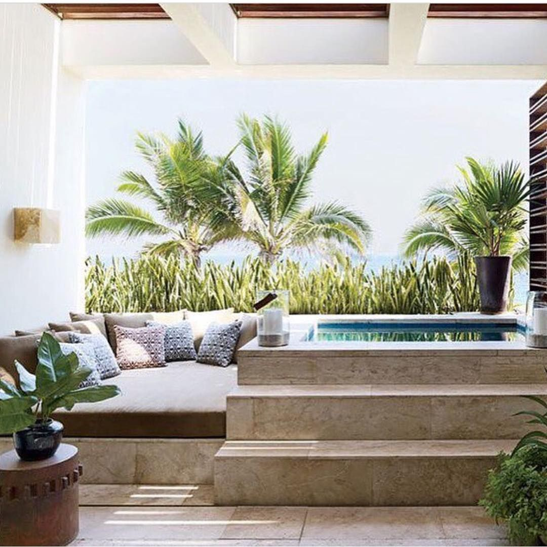 Pin by Kim Thomas on Guest house | Pinterest | Plunge pool, Spa and ...