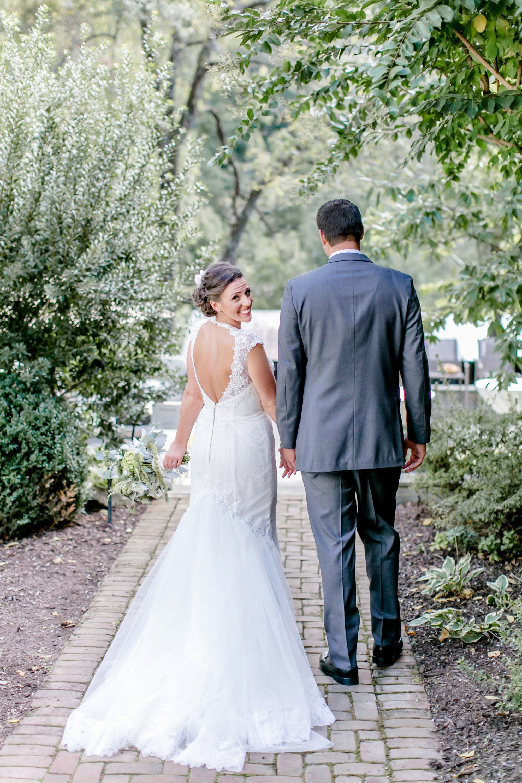 5cf51c65948 Green Earthy Fall DIY Wedding