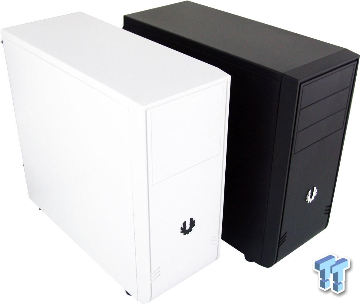 BitFenix Comrade Mid-Tower Chassis Review