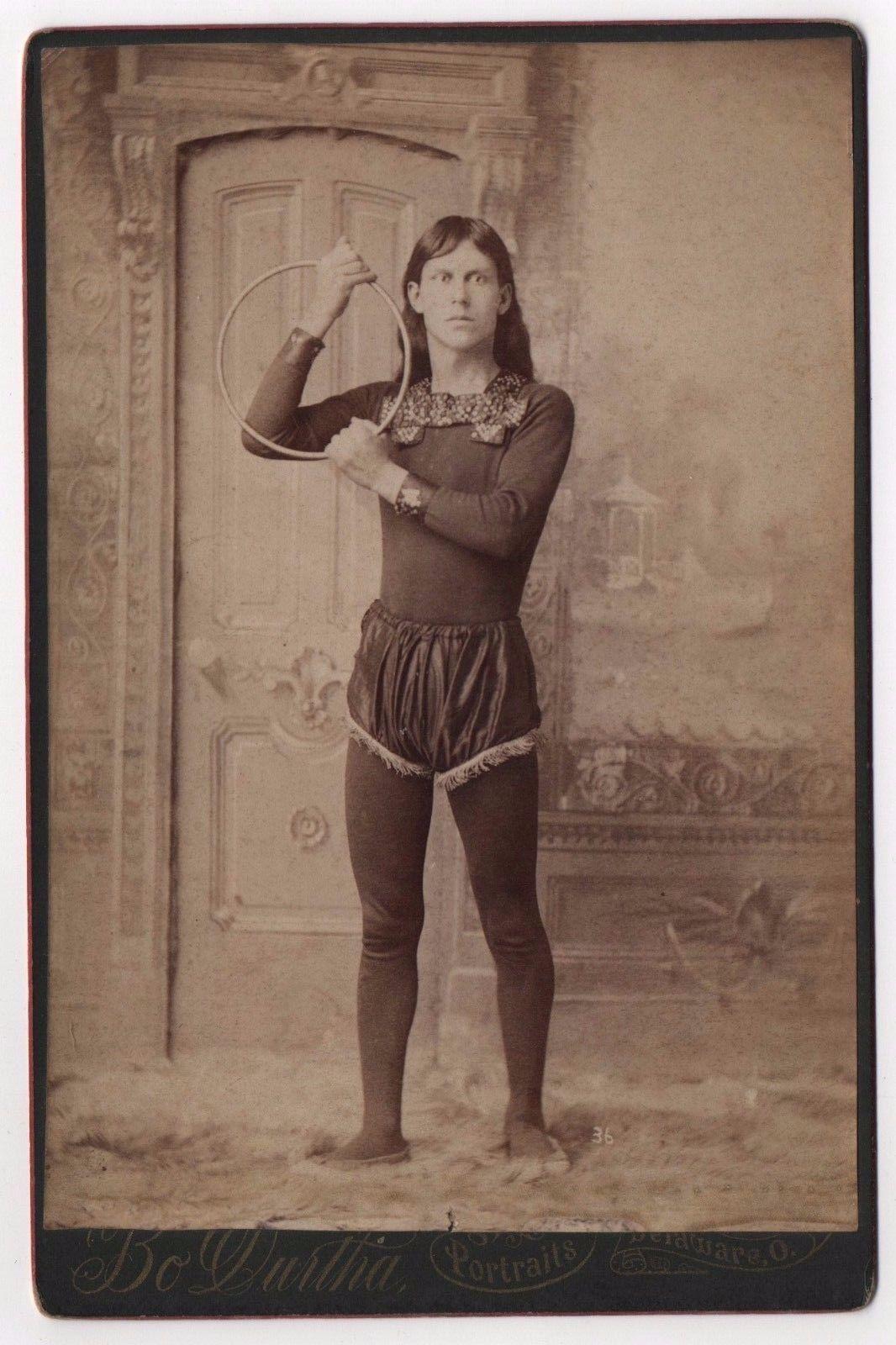 Native American Indian Circus