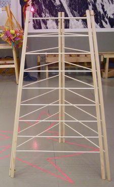 Shaker Drying Rack Drying Rack Multipurpose Furniture Laundry Essentials