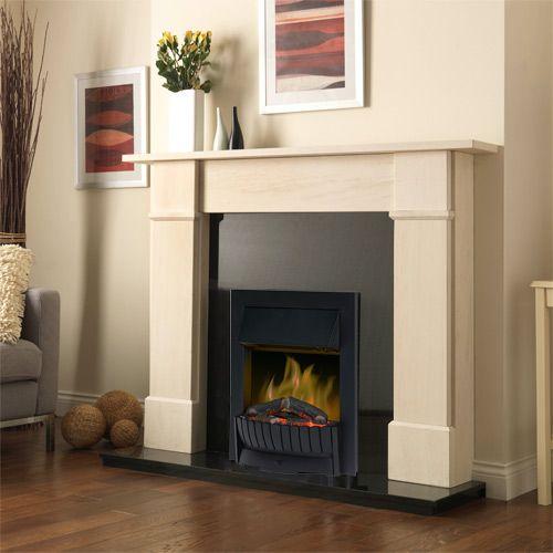 Cmt20bl Clement Black Inset Fire 037824 Dimplex Electric House