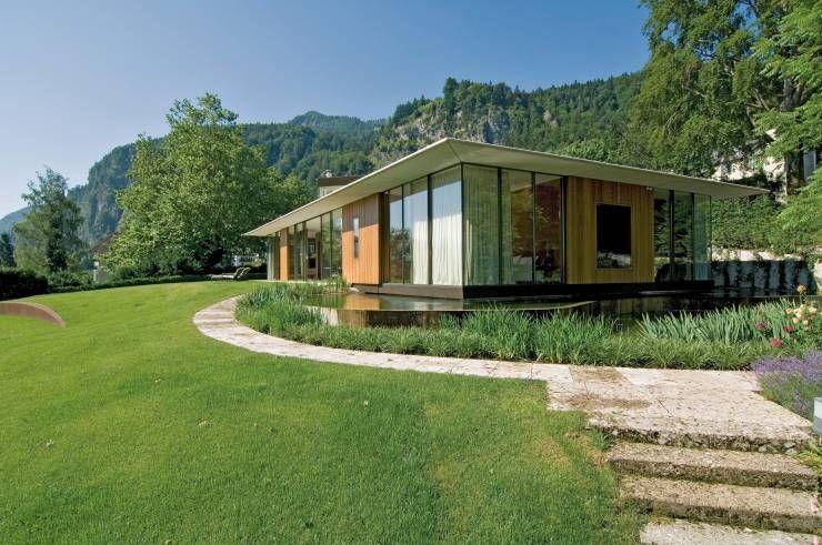 Moderne häuser mit viel glas  11 sensationelle Häuser mit viel Glas | Moderne häuser, Privat und ...
