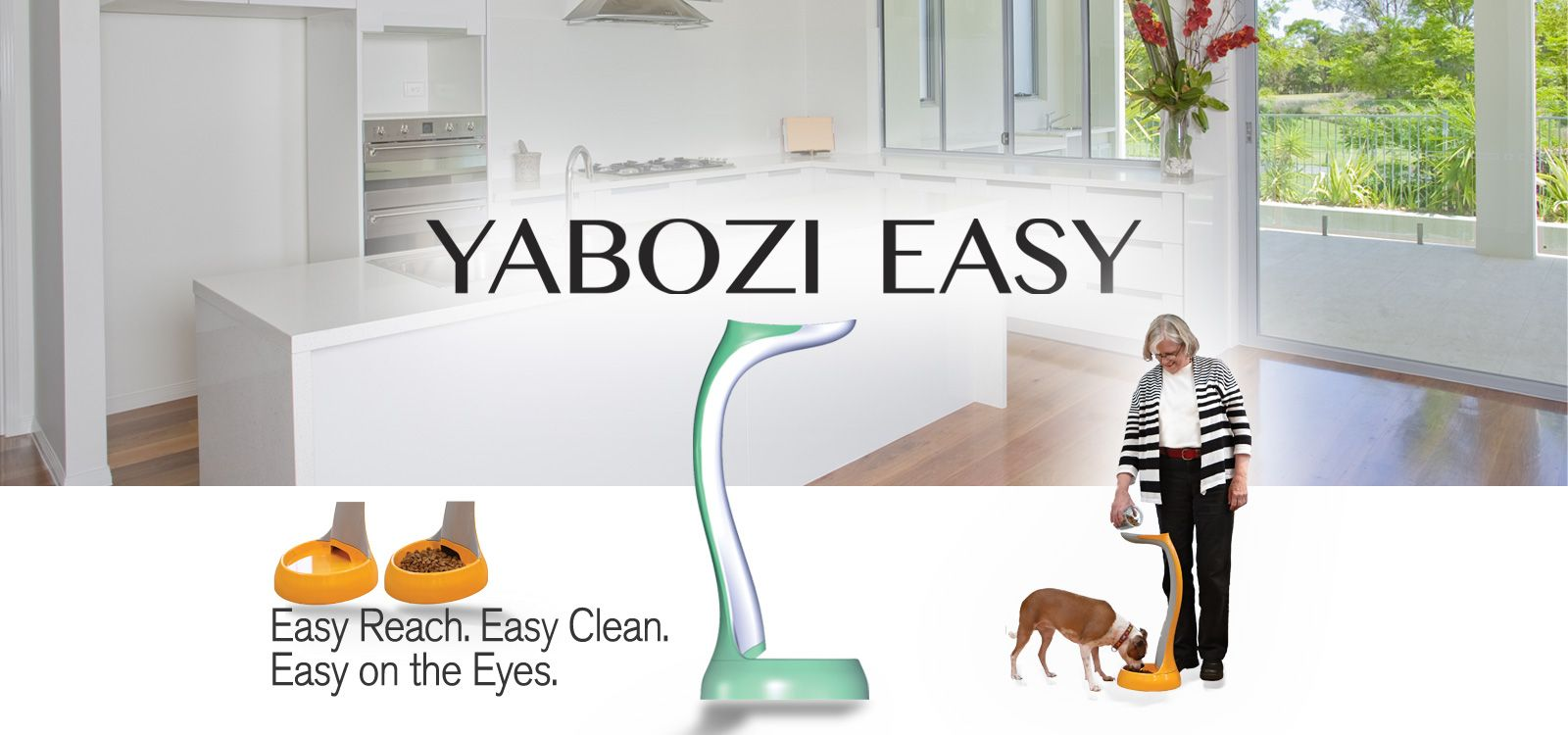Yabozi Pet Products, The Perfect Dinner Service for Your