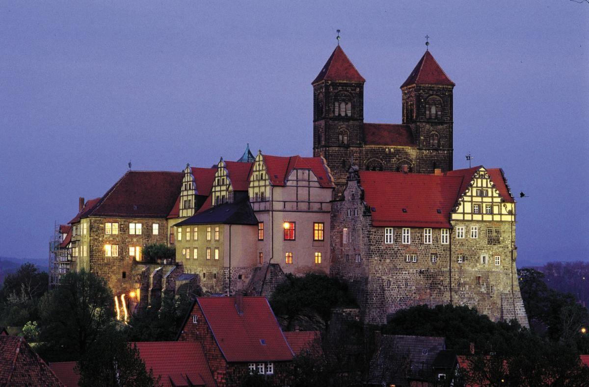 Quedlinburg Burgen und schlösser, Kurzurlaub im harz
