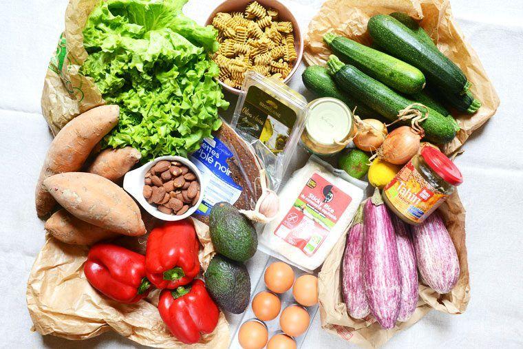 Batch cooking végétarien pour l'été | Cuisine végétarienne ...