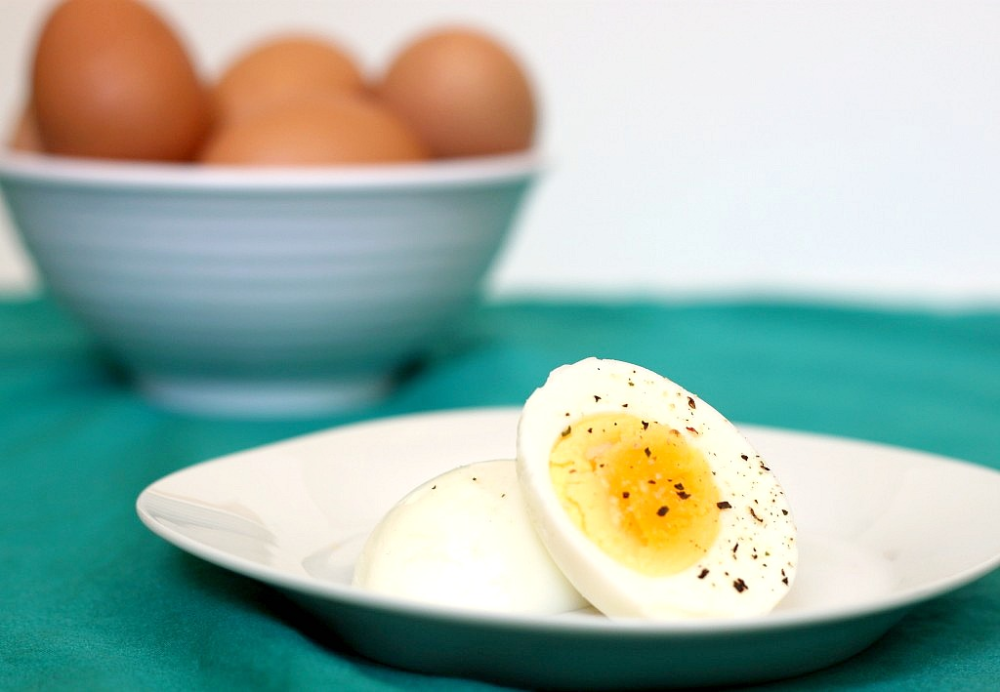 Slow Cooker Monday: Hard Boiled Eggs #hardboiledeggs