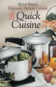 Dad Cooks Dinner: Online pressure Cooker Recipe Booklets