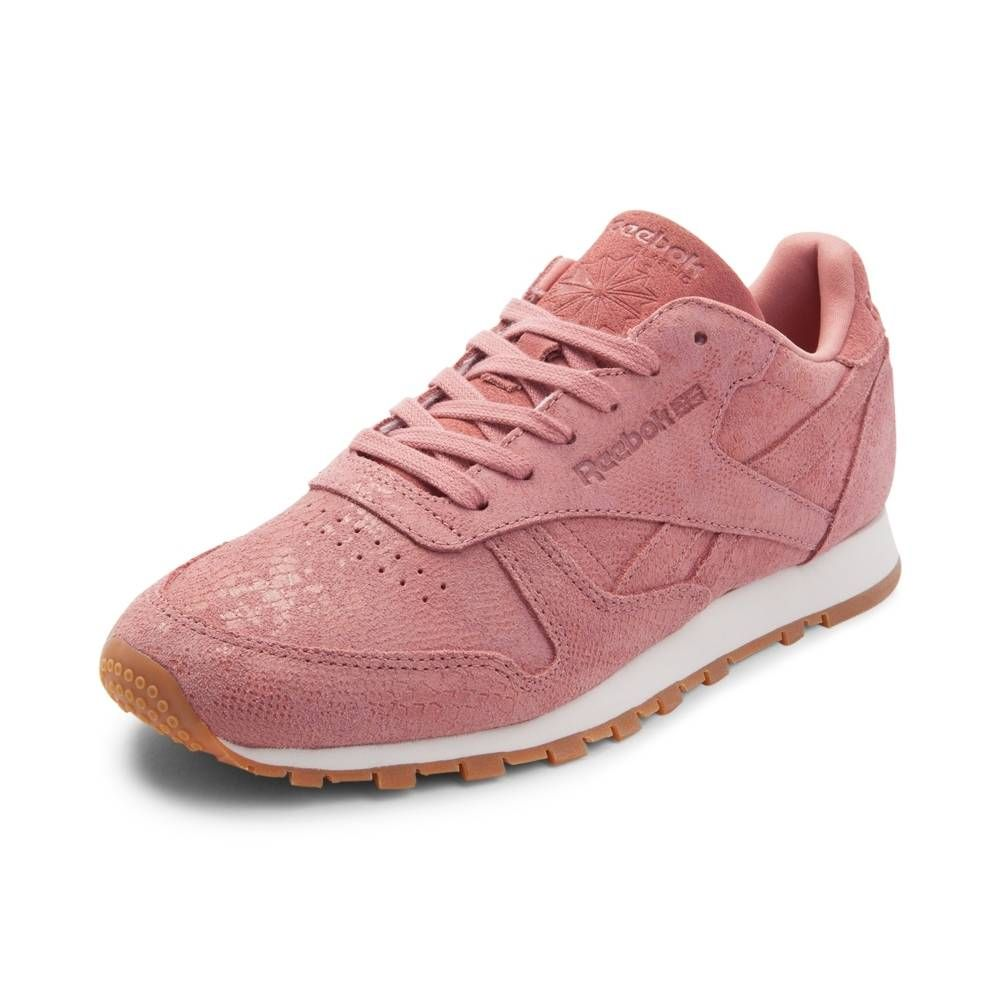 9c081ff4445358 Womens Reebok Classic Athletic Shoe - Exotic Rose - 480847 ...