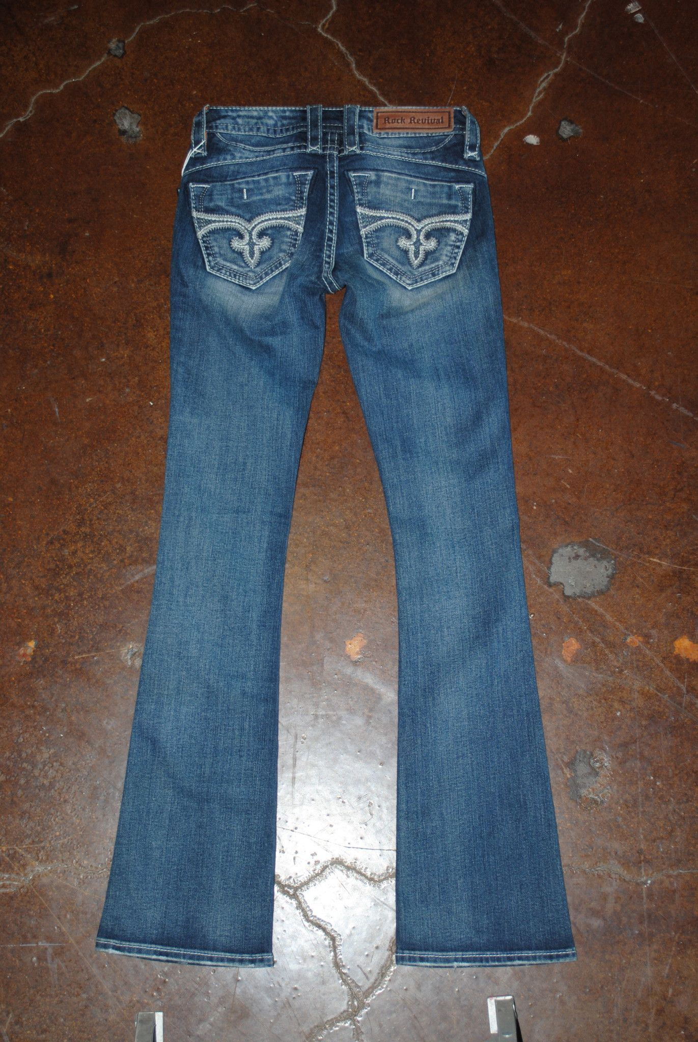 Rock Revival Viola Boot Cut Jean