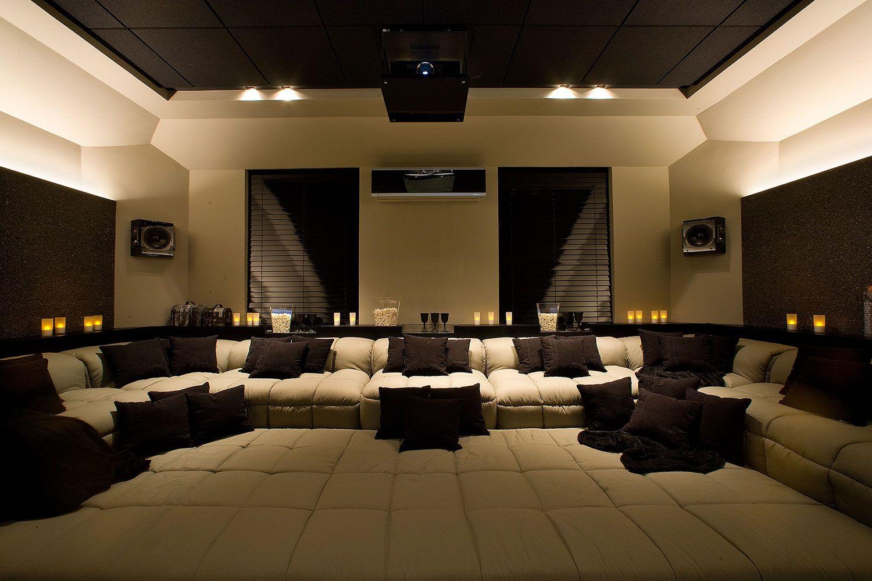 Homecampinas decor pesquisa google interiores em 2018 pinterest home theater projetos e - Sala home theatre ...