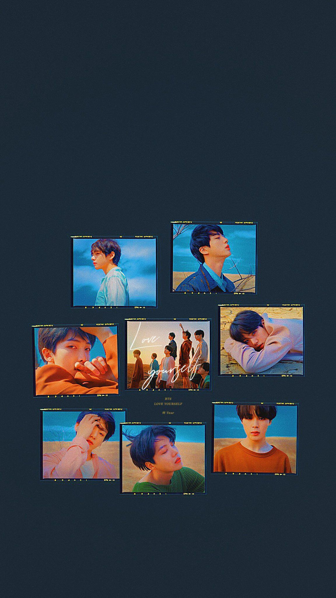 Twitter #btswallpaperaesthetic